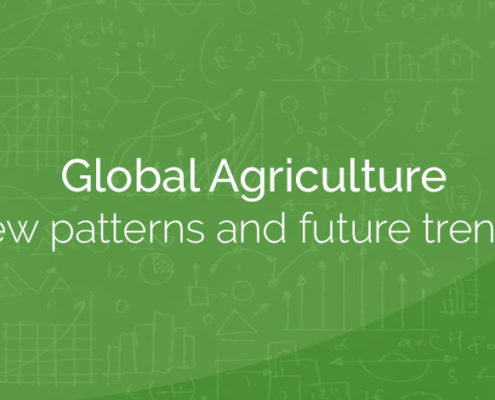 New Patterns and Future Trends in Global Agriculture